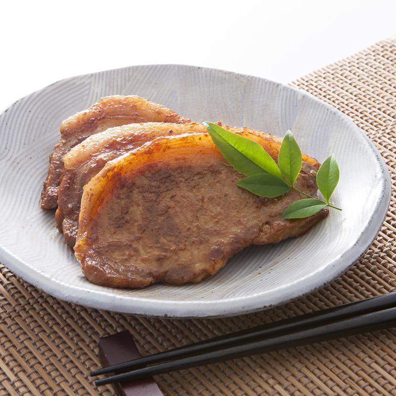 豚 ロース 焼肉 の たれ