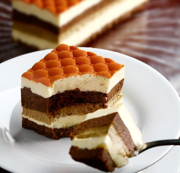お取り寄せ(楽天) 糖質制限ケーキ スリム・ティラミス 2~3名様用 価格1,890円 (税込)