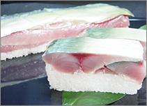 食品部門 大賞生さば寿司 食べ切りサイズ 四季食彩 萩