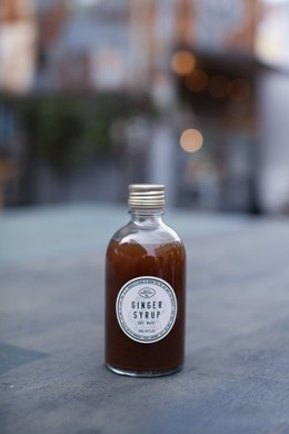 BRF MADE GINGER SYRUP 360g -1BOTTLE